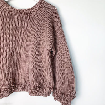 TheQueenSweater
