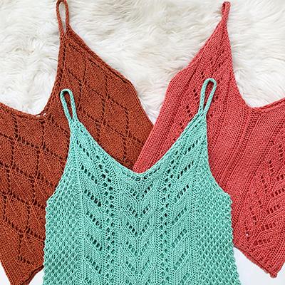 Summer Knit Top Bundle 2